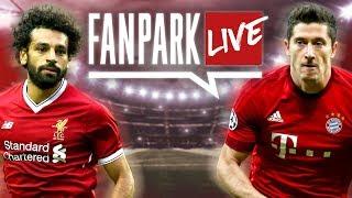 Liverpool vs Bayern Munich - FanPark Live