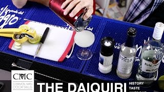 The Classic Daiquiri, History And Taste