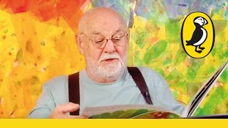Eric Carle reads The Very Hungry Caterpillar thumbnail