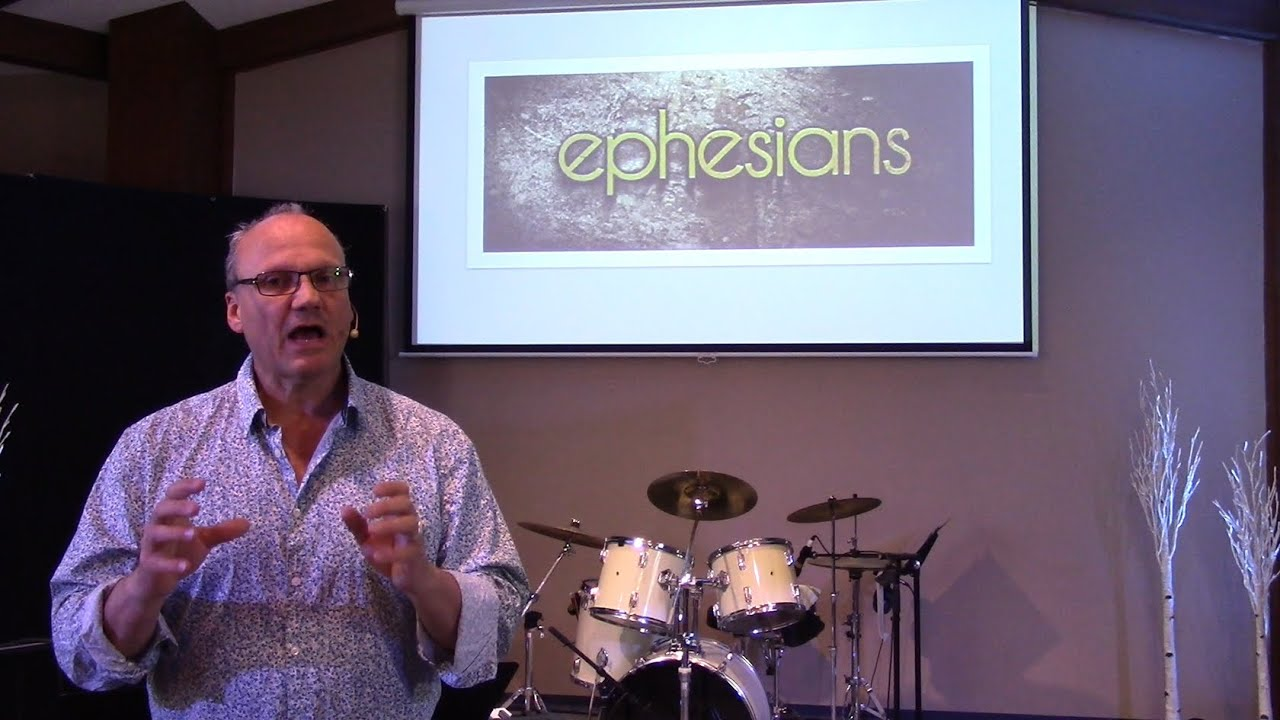 Carpenter's Church Service & Message - Ephesians: Chapter 1 - May 24, 2020