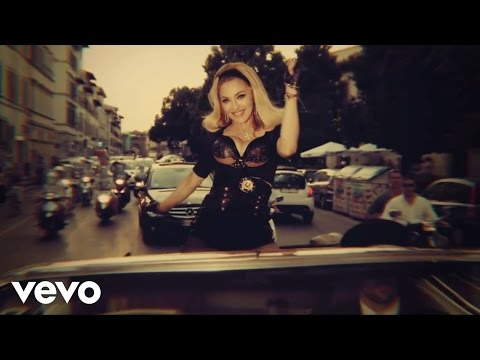 Madonna - Turn Up The Radio (Explicit):歌詞+中文翻譯