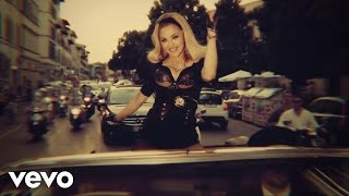 Смотреть клип Madonna - Turn Up The Radio
