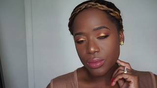 GRWM Beginner Friendly Using Affordable Makeup