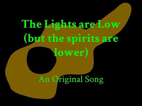 The Lights are Low | Original Song