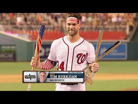 ESPN's Tim Kurkjian on Scott Boras' Effect on Bryce Harper's Free Agency | The Dan Patrick Show