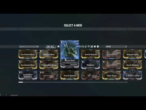 Warframe Trading Away Overextended 10plat To Friend