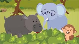 الصياد | كاريكاتير للأطفال | ترجمة | عالية الدقة