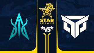 Atlantide Wave vs TrainHard - Grande Finale - Star League Spring 2021