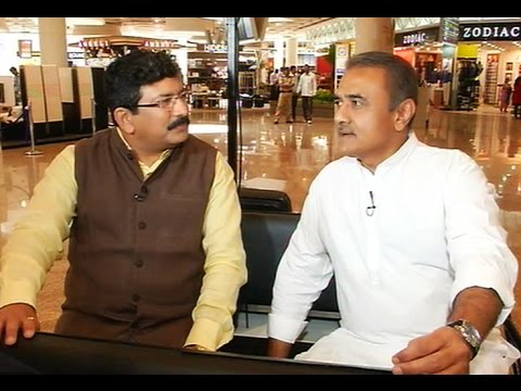 Deshyatra : Praful Patel Interview by Mahesh Mhatre