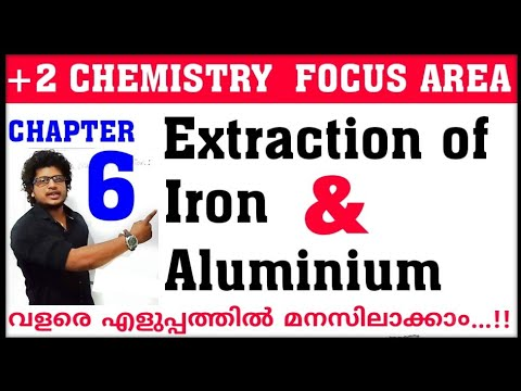 Download Extraction of Iron & Aluminium / Plus two chemistry focus area / Chapter 6 / Plus two focus points