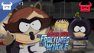 SOUTH PARK: THE FRACTURED BUT WHOLE - RAP SONG | Dan Bull