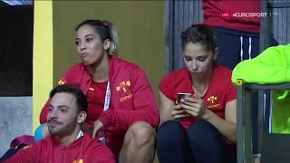 Тяжелая атлетика  Чемпионат Европы 2017  Женщины до 58 кг