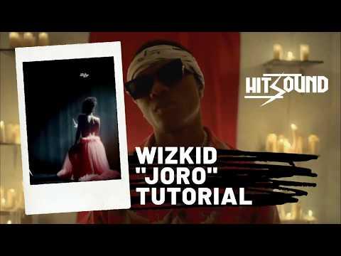 "[tutorial]-wizkid---""joro""-|instrumental-breakdown"