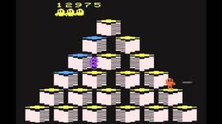 Atari 2600: Qbert (Q*Bert)