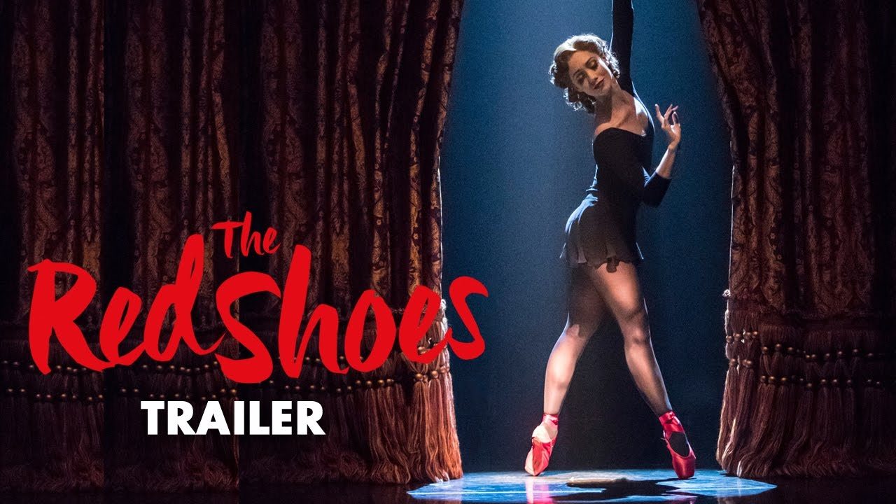 Wycombe Swan Theatre Red Shoes