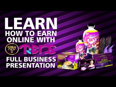 Trenz Purple Corn Full Video Presentation