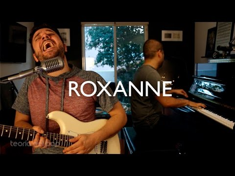 The Police  Roxanne cover por Memo Palacios ft. David Humeda