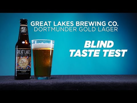 Cleveland Beer Snobs: Great Lakes Brewing Co. Dortmunder Gold