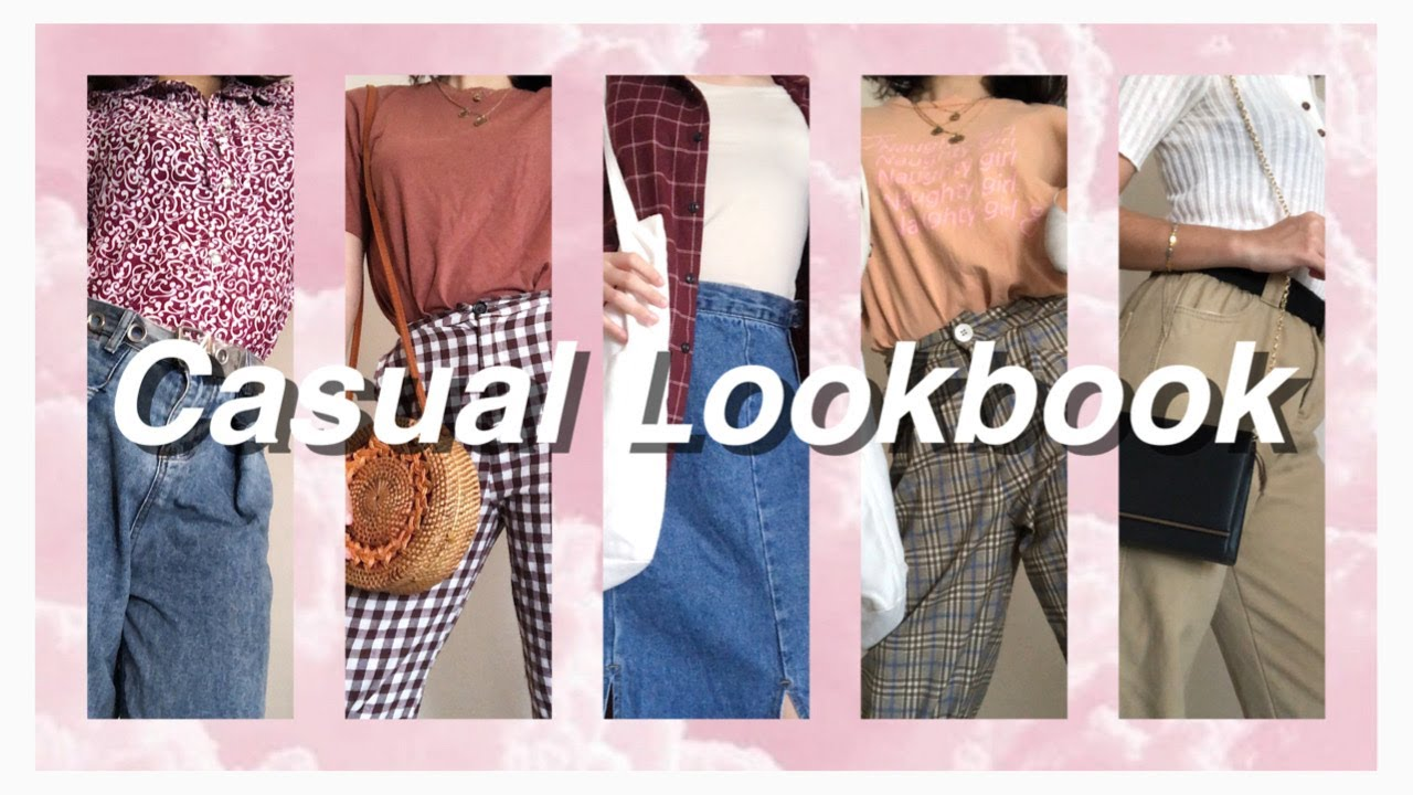[VIDEO] - Casual Lookbook 2019 ║ Wani Azmi 1