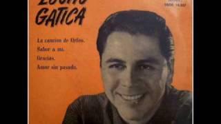 """Lucho Gatica. """"La barca"""""""