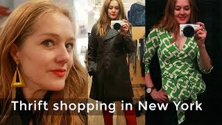 Where to shop in New York for women over 40 - thrift shopping in New York