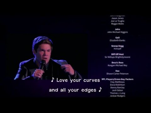 Pitch Perfect 2 - All Of Me (Bumper's Audition) Lyrics 1080pHD