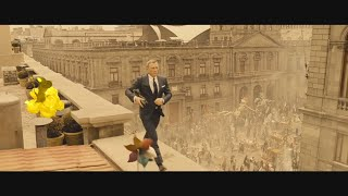 The Making of a Meme: James Bond Finds Korok