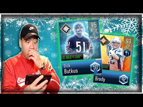 95 OVR GHOST OF MADDEN PLAYERS & FREE TOM BRADY!! MADDEN OVERDRIVE ULTIMATE FREEZE