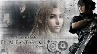 Game | Final Fantasy Versus XIII Official HD Gameplay Trailer | Final Fantasy Versus XIII Official HD Gameplay Trailer