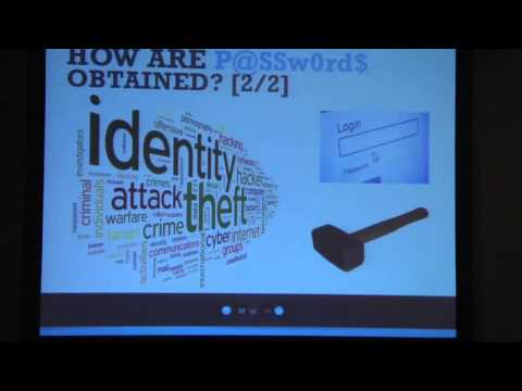 Passwords Are Dead: Two Factor Authentication is Ready for the Masses - BriForum 2013 Chicago