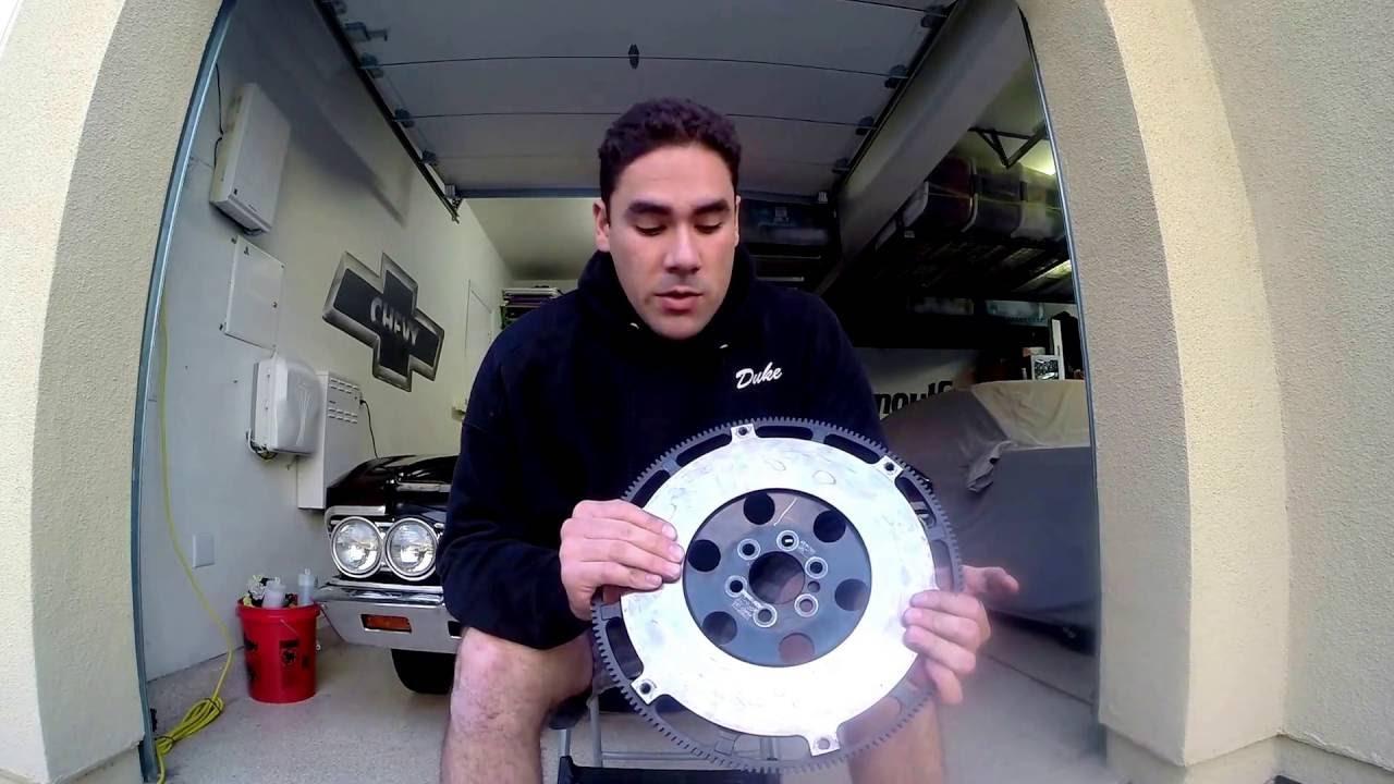 Is a Lightweight Flywheel Really Worth it?
