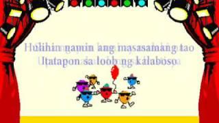 VOLTES-5 (Tagalog Version) - Voltes Gang