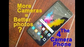 Honor 9i unboxing and quick review: specs, camera and display