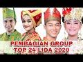 Gambar cover INILAH TOP 24 LIGA DANGDUT 2020 | PEMBAGIAN GROUP TOP 24  LIDA 2020