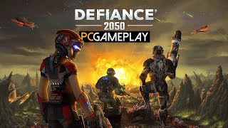 Defiance 2050 Gameplay (PC HD)
