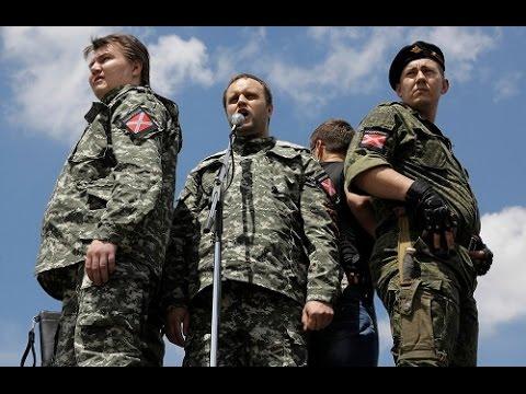 Pavel Gubarev Ukraine Rebel Leader Injured in Shooting