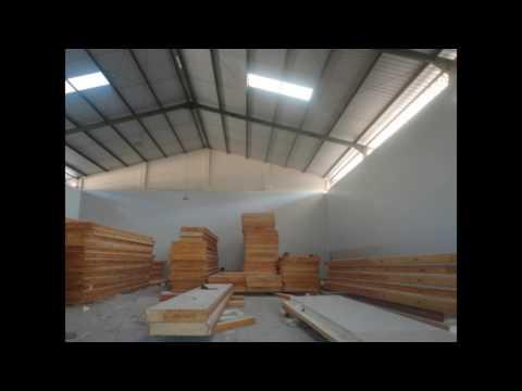 Production Process Fish Cold Storage – Gudang beku ikan, CV. Lintas Artha Engineering