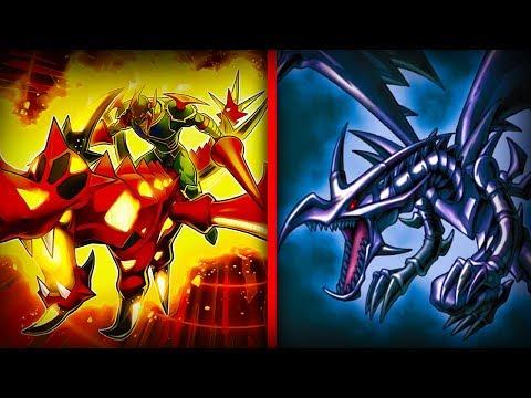 Sky Galloping Gaia The Dragon Champion x Red Eyes Black Dragon Deck   Yu Gi Oh! Duel Links!