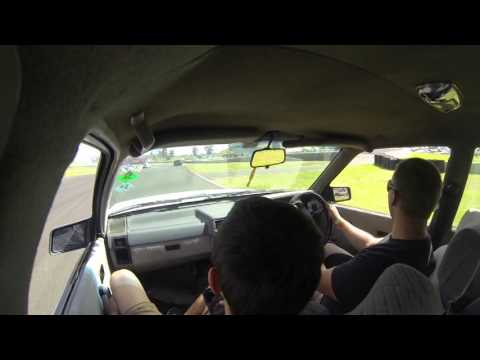 vl calais turbo in car @ powerplay sydney 2013