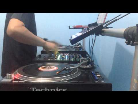 DJ Marquinhos Espinosa Freestyle Scratches Brasil 2015 Next Sound