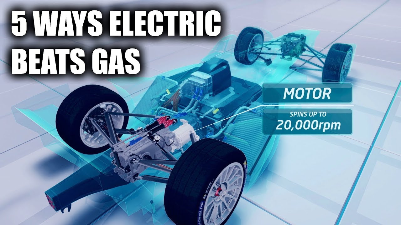 5 Ways Electric Cars Outperform Gas Ed