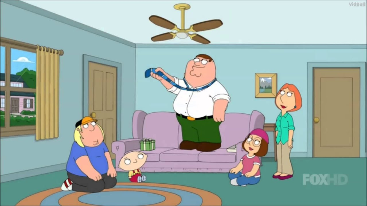 Family Guy Father S Day Gift Youtube