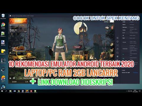 10 Rekomendasi Emulator Android Terbaik 2020 Ringan Untuk PC Dan Laptop