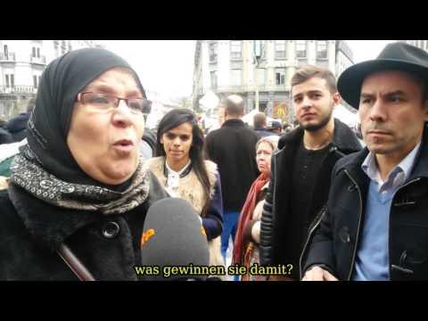 Place de la Bourse – Interview mit Fatimah