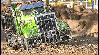 AWESOME RC Truck gets unboxed and tested!