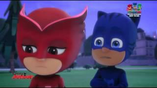 Repeat youtube video PJ Masks Episodio 06 completo español spanish