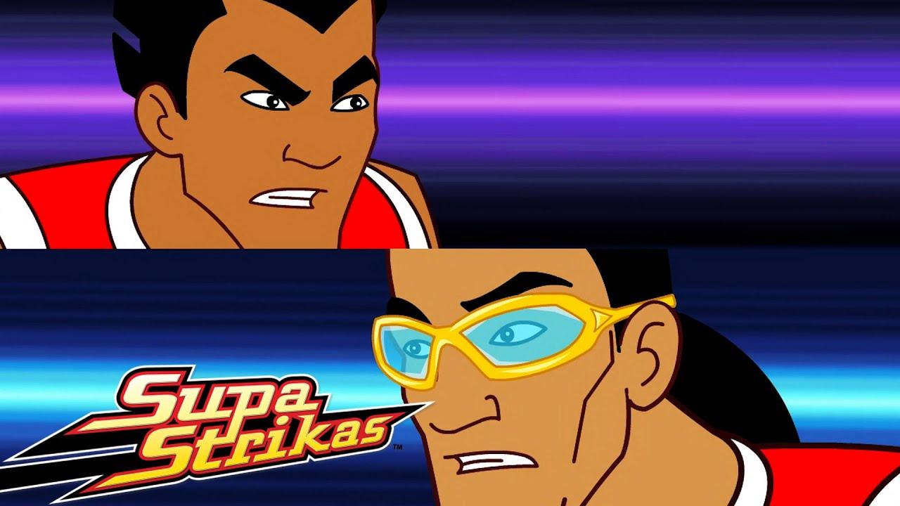 Download SHAKES VS EL MATADOR HIGHLIGHTS 2! SupaStrikas Soccer kids cartoons | Super Cool Football Animation