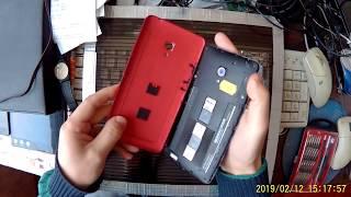 Замена материнки Asus ZenFone 6 A601CG A600CG 16GB