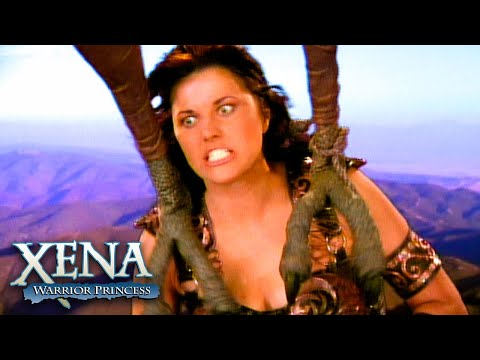 Hercules And Xena Join Forces To Free Prometheus | Xena: Warrior Princess