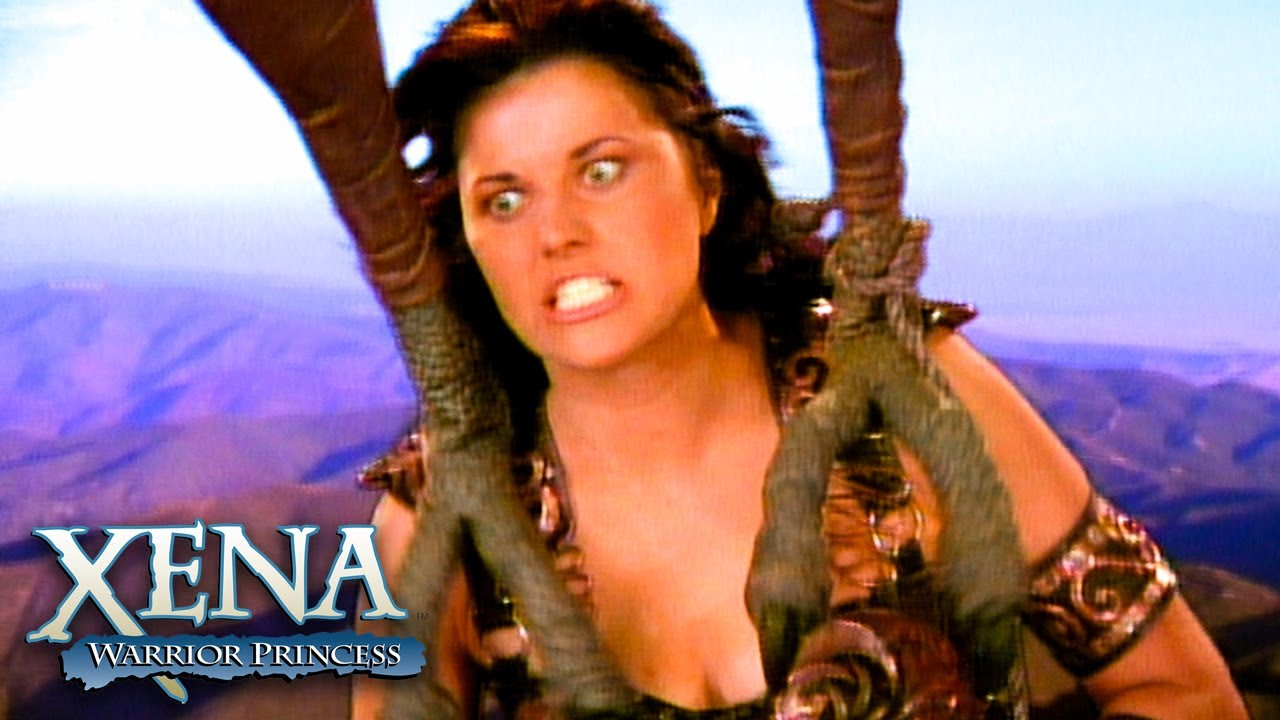 Download Hercules and Xena Join Forces to Free Prometheus   Xena: Warrior Princess